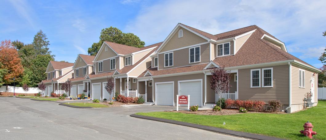 Condominium Development Norwood, Massachusetts